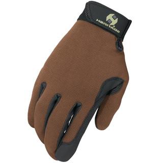 Heritage Performance Gloves / Brown