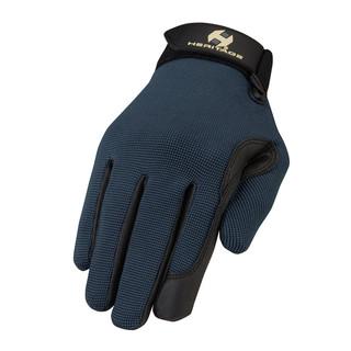 Heritage Performance Gloves / Steel Blue
