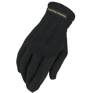 Heritage Power Grip Gloves / Black