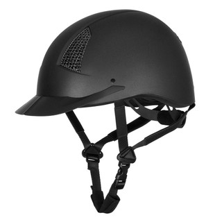 TuffRider Starter Horse Riding Helmet with Carbon Fiber Grill