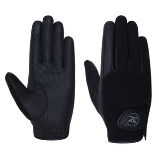 TuffRider Adult Fleece Back Smart Riding Gloves
