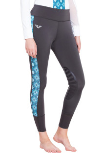 TuffRider Ladies Artemis EquiCool Riding Tights - Angle 1
