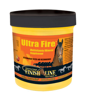 Finish Line Horse Products Ultra Fire Vitamin and Minerals 15 oz