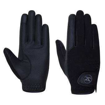 TuffRider Adult Fleece Back Smart Riding Gloves