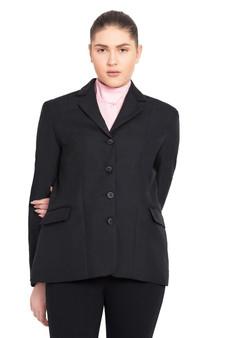 TuffRider Ladies Starter Show Coat - Black