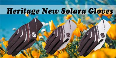 New Solara Gloves by Heritage Gloves