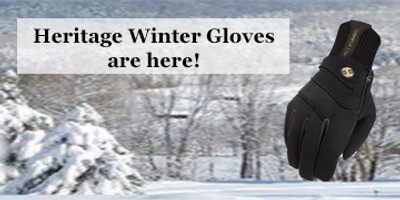 Heritage Winter Gloves are In Stock!