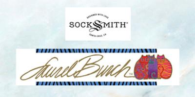 Laurel Burch and Socksmith Socks Special!