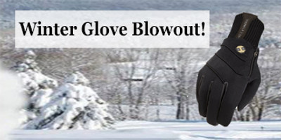 Heritage Winter Glove Blowout!