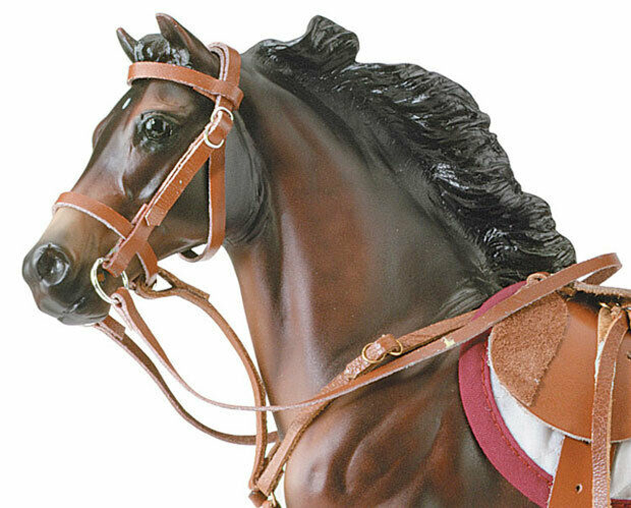 Breyer Horses Leather English Hunter Jumper Bridle