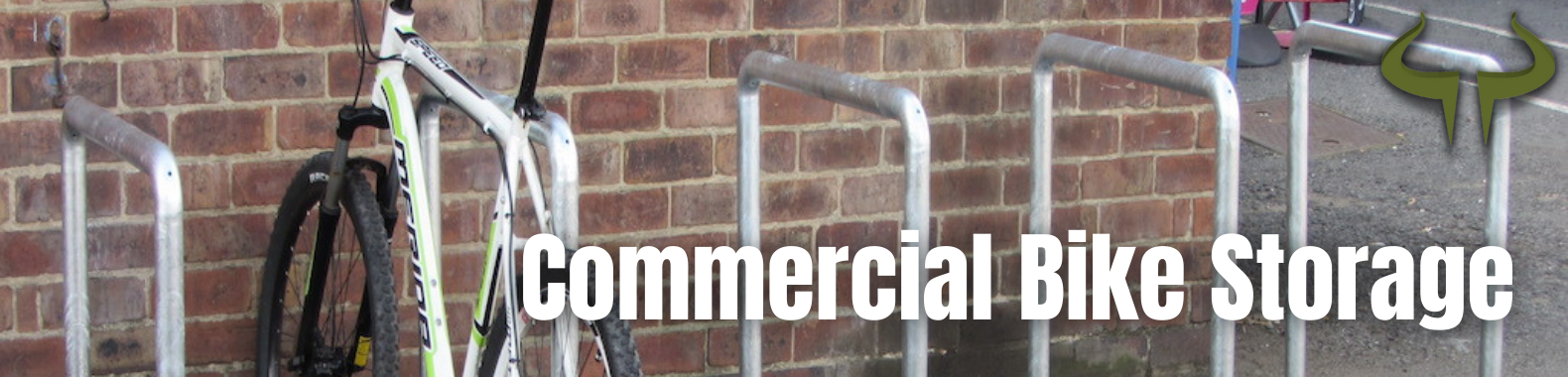 bison products commercial bike racks for events and high volume