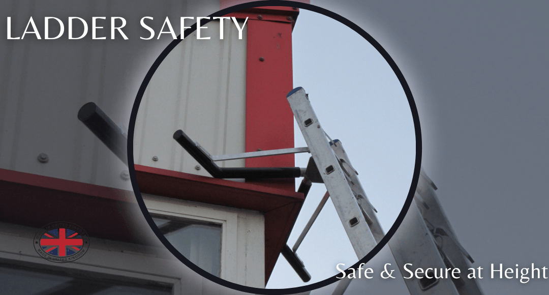 bison products ladder safety