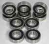 6305-2RS (Qty 50) 25mm Bore - Rubber Seals