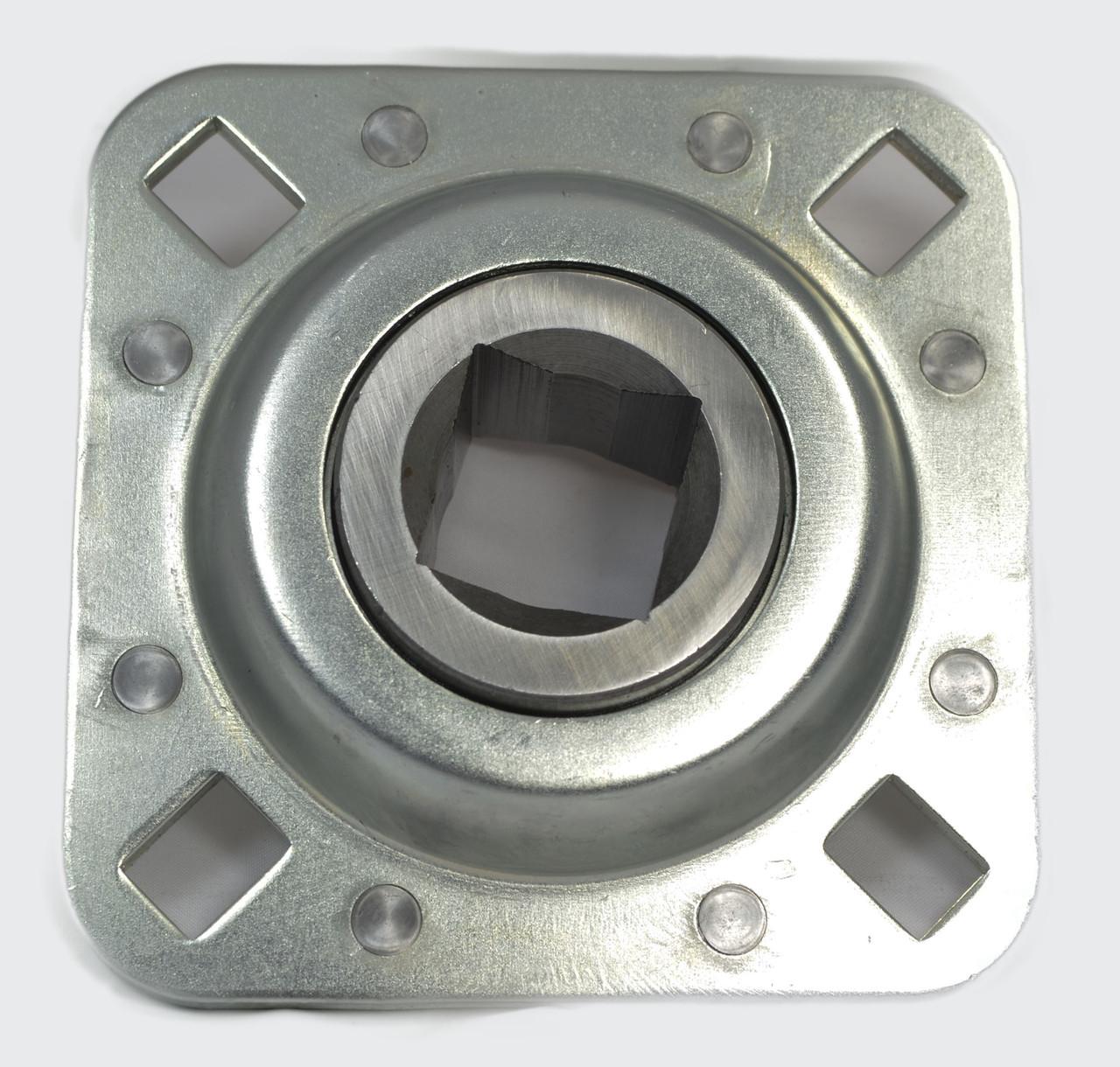 "FD209RK FD209-1-1/4 DHU1-1/4S-209"" Square Bore Flanged Bearing Unit"