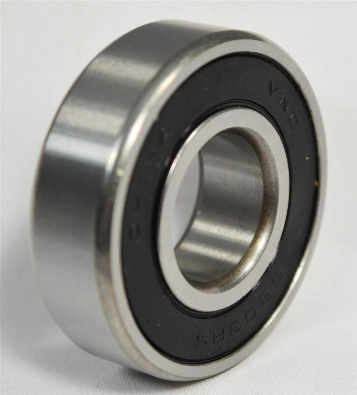 6005-2RS  25mm Bore - Rubber Seals (Qty 10)