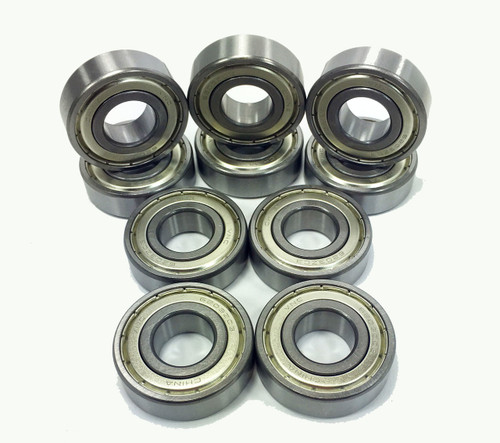 608-ZZ 8mm Bore 50 pack