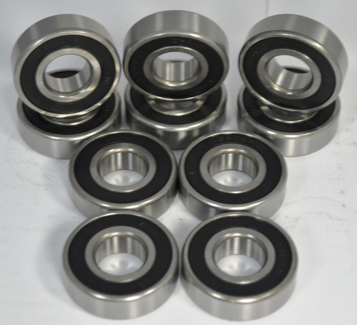 626-2RS 6mm Bore 10 pack