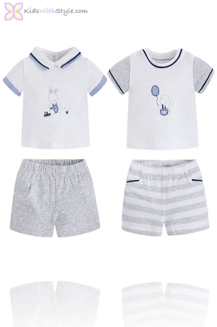 06fa26ca6fd4 Baby Boy - Apparel - Tops   Polos - Page 1 - KidswithStyle.com