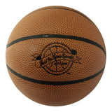 5 inch diameter synthetic leather mini basketball