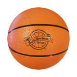 "7"" Mini Pro Vinyl Rubber Basketball"