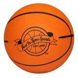 7 Inch Rubber Basketball