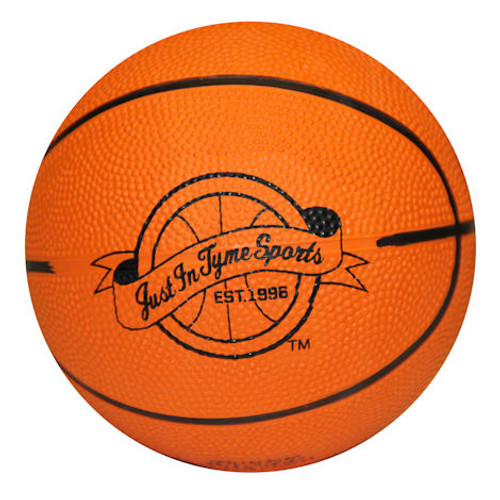 "7"" Rubber Basketball"
