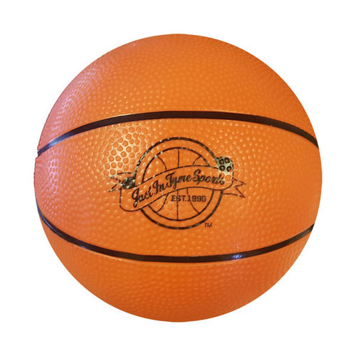 "5.5"" Mini Pro Vinyl Rubber Basketball"