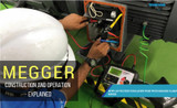 HOW CAN WE TEST INSULATION WIRE WITH MEGGER CLAMP METER
