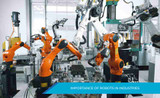 IMPORTANCE OF ROBOTS IN INDUSTRIES