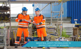 INDUSTRIAL SAFETY TECHNOLOGIES TO PROTECT THE LIVES OF WORKERS