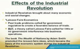 Is Industrial Revolution Effects On Economy Growth Of The Country