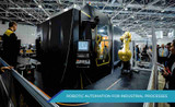 ROBOTIC AUTOMATION FOR INDUSTRIAL PROCESSES