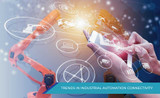 ​TRENDS IN INDUSTRIAL AUTOMATION CONNECTIVITY
