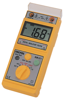 DIM-571 Digital Insulation Tester