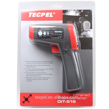 DIT-516 Infrared Thermometer Ton Contact