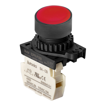 Push Button Switch S2PR-P1RB, S2PR-P1RB, Push Button Switch, autonics