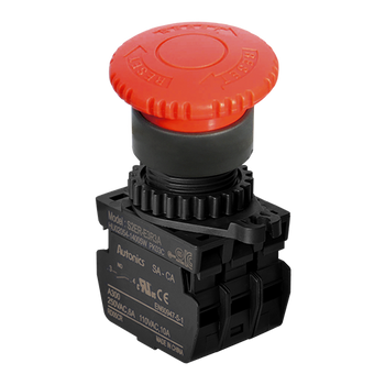 Emergency Switch S2ER-E3RA, S2ER-E3RA, Emergency Switch, autonics