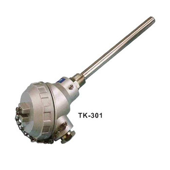 JKN Head type thermocouple TK-301-P-8-500, Head type thermocouple, TK-301-P-8-500, JKN