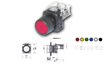 KG Auto - South Korea Signal Switches Push Button Switches KGF-NM2R