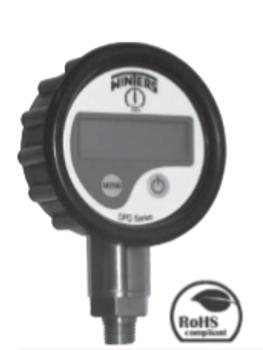 Winters - Canada Digital Pressure Gauge DPG223