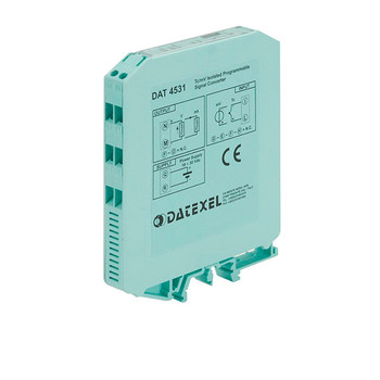 Datexel Temperature Transmitter Isolated Din Rail Mountain Type DAT 4531-B