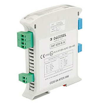Datexel Explosion Proof Transmitters Din Rail Mounting Type DAT 4235IS-C