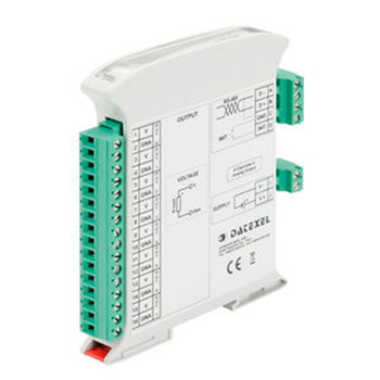 Datexel Data Acquisition And Control Modules With Rs485 Modbus-Rtu Versions DAT 3024-ISO