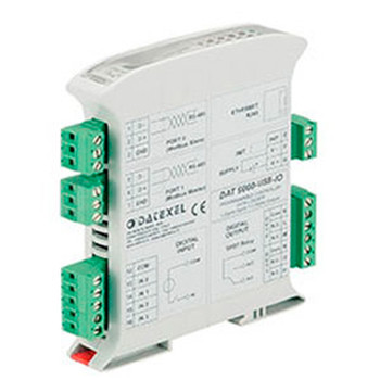 Datexel Data Acquisition And Control Modules Master/Slave Rs-485 Modbus-Rtu DAT 9000 USB-2.0