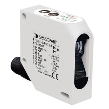 Sensopart Color and contrast sensors FT 50 C-3-PS1-L8 (575-11009)