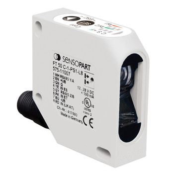 Sensopart Color and contrast sensors FT 50 C-3-NS1-L8 (575-11012)