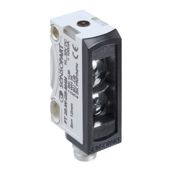 Sensopart Photo Electric Sensor Proximity Switches With Background Suppression FT 25-BH-PNSL-M4M (608-11063)