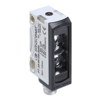 Sensopart Color and Contrast Sensors FT 25-W2-GSL-KL4 (607-21035)