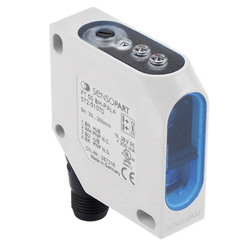 Sensopart Photo Electric Sensor Proximity Switches With Background Suppression FT 50 BH-PAL4 (572-51070)