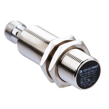 Sensopart Proximity Sensor Inductive Sensors IMT 18-8B-PS-L4 (697-01054)